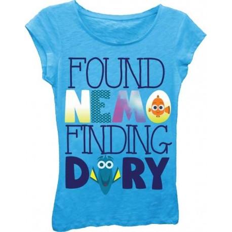 Disney Finding Dory Found Nemo Finding Dory Princess Tee