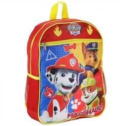 Nick Jr Paw Patrol Marshall And Friends Kids School Backpack