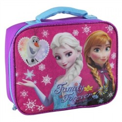 Disney Frozen Family Forever Anna and Elsa Insulated Lunch Bag Houston Kids Fashion Clothing