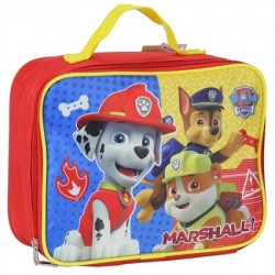 Nick Jr Paw Patrol Marshall And Friends Soft Sided Lunch Box