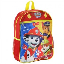 Nick Jr Paw Patrol Marshall Backpack and Lunch Bag Combo Set