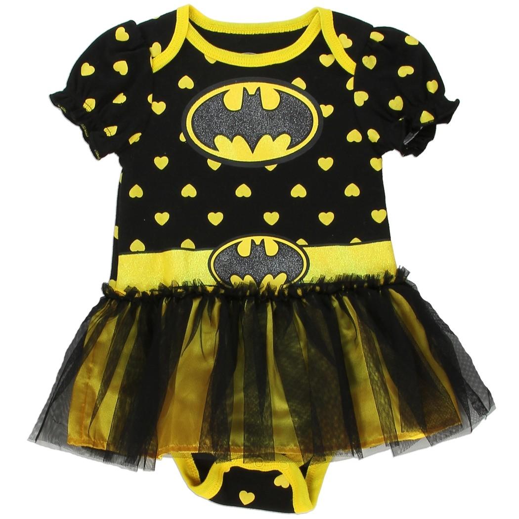 sc 1 st  Houston Kids Fashion Clothing & DC Comics Batgirl Baby Girls Clothes | Batgirl Baby Girls Onesie