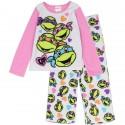 Teenage Mutant Ninja Turtles Fleece 2 Piece Pajama Set Kids Fashion Clothing