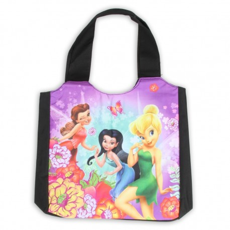 Disney Tinker Bell Fairy Large Shoulder Tote Houston Kids Fashion Clothing Store