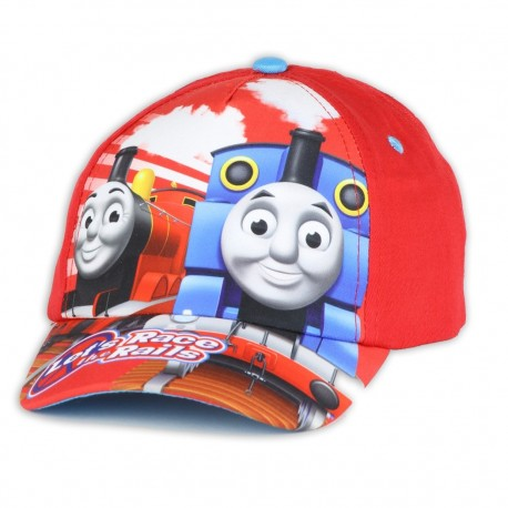 Thomas The Train Red Toddler Adjustable Baseball Cap At Kids Fashion Clothing Store