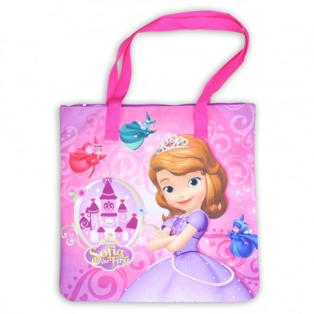 Disney Sofia the First Large Tote Bag At Houston Kids Fashion Clothing Store