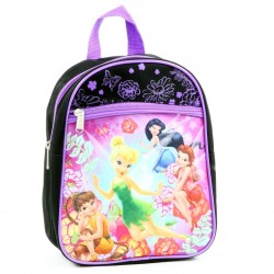 Disney Tinker Bell Mini Backpack With Tinker Bell Fawn and Rosetta