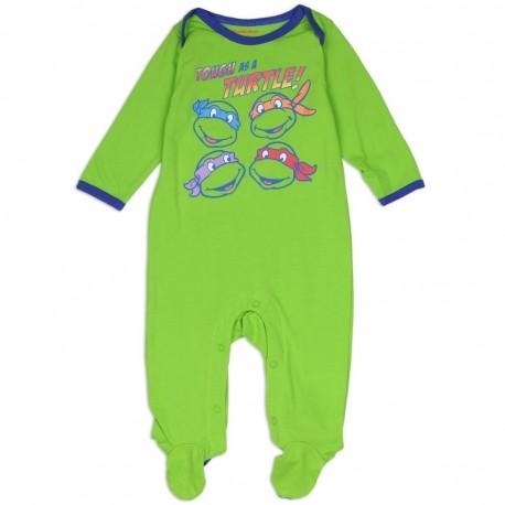 Nick Jr Tough As Turtles Teenage Mutant Ninja Turtles Footed Sleeper Houston Kids Fashion Clothing Store