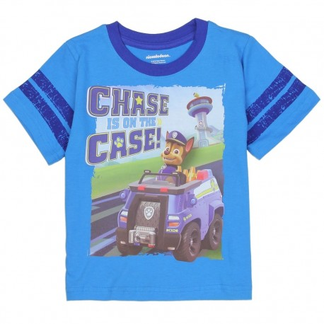 Nick Jr Paw Patrol Chase Is On The Case Toddler Boys T Shirt Houston Kids Fashion Clothing Store
