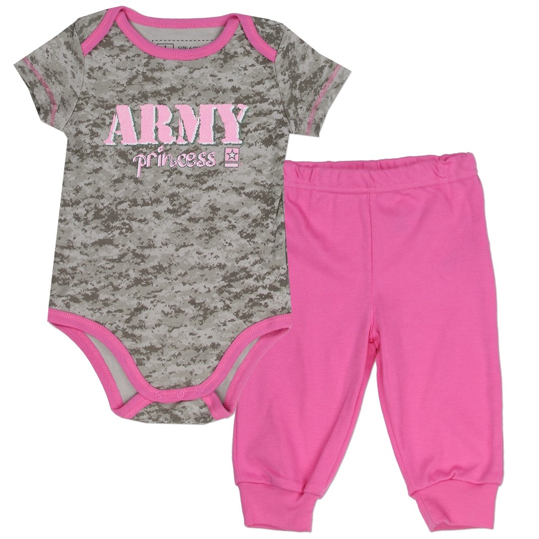 Find great deals on eBay for Army Baby Clothes in Baby Boys' One-Pieces (Newborn-5T). Shop with confidence.