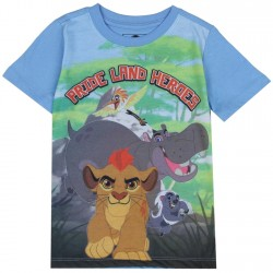 Disney Lion Guard Pride Land Heroes Toddler Boys Shirt