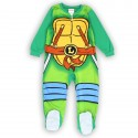 Nick Jr Teenage Mutant Ninja Turtles Shell Footed Sleeper Houston Kids Fashion Clothing