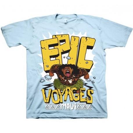 Disney Moana Maui Epic Voyages Light Blue Boys Shirt At Houston Kids Fashion Clothing Kids Clothes