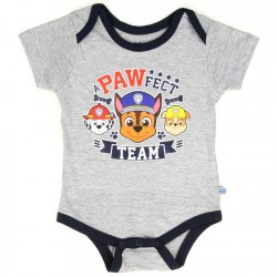 Nick Jr Paw Patrol A Pawfect Team Grey Infant Onesie