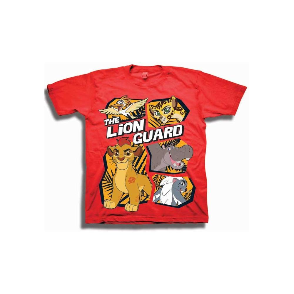 Lion Guard Toddler Boys Shirt Disney Jr Lion Guard Kion