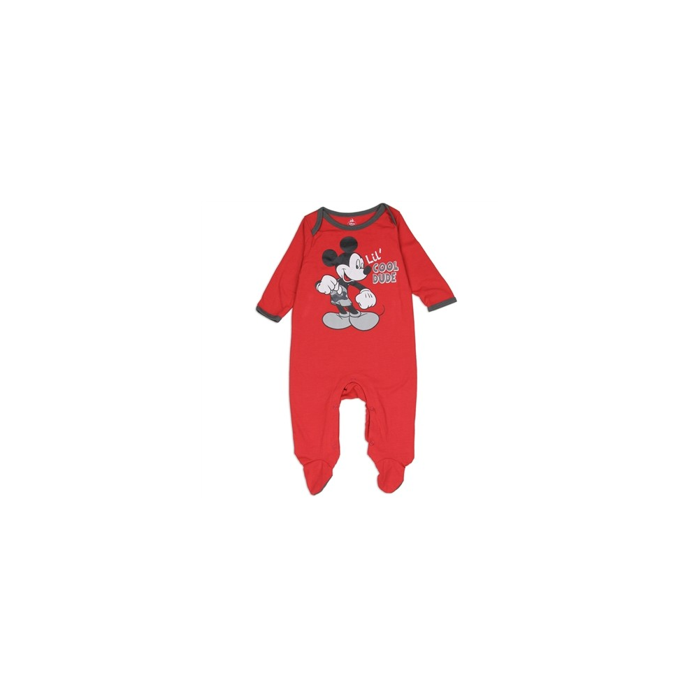 Disney Mickey Mouse Footed Sleeper