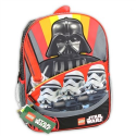 Lego Star Wars Backpack Darth Vader With Stormtroopers With Adjustable Straps at Houston Kids Fashion Clothing