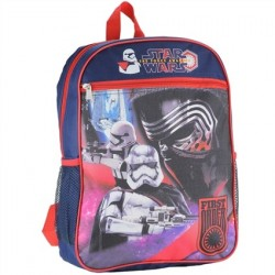Disney Star Wars The Force Awakens First Order Backpack