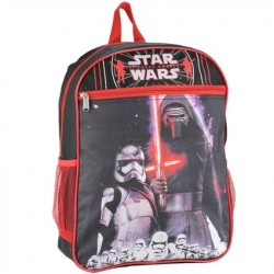 Disney Star Wars The Force Awakens Kylo Ren And Stormtrooper Large School Backpack