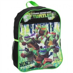 Nick Jr Teenage Mutant Ninja Turtles Kids Backpack