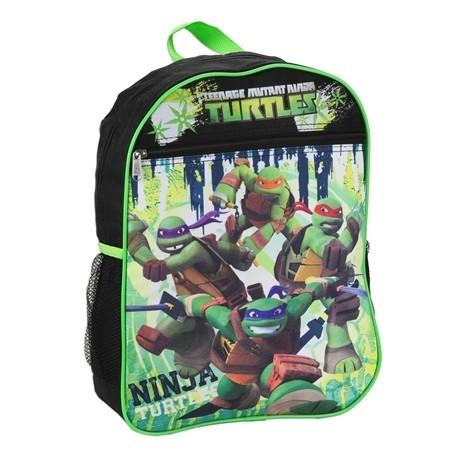 Nick Jr Teenage Mutant Ninja Turtles Boys Backpack at Houston Kids Fashion Clothing Ninja Turtles Backpack