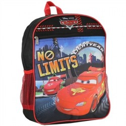 Disney Pixar Cars Lightning McQueen No Limits Kids Backpack