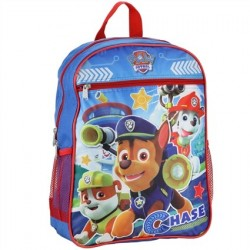 Nick Jr Paw Patrol Chase And Friends Kids School Backpack