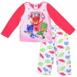Disney PJ Mask Catboy Owlette And Gekko 2 Piece Pajama Set