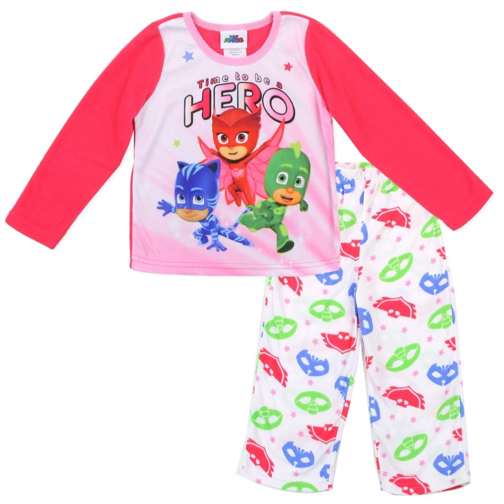 Attractive Disney Junior PJ Mask Toddler Girls 2 Piece Pajama Set At Houston Kids  Fashion. Loading Zoom