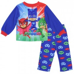 Disney Junior PJ Mask Catboy Gekko and Owlette 2 Piece Pajama Set