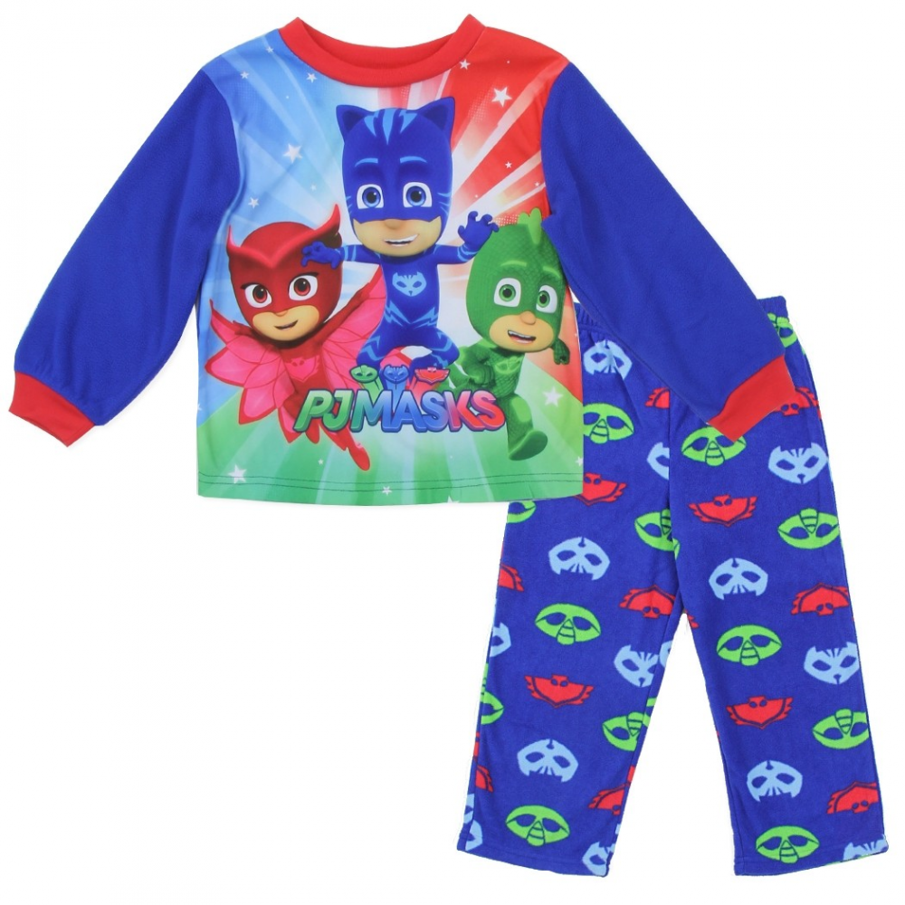 Disney Junior PJ Mask Toddler Boys 2 Piece Pajama Set Houston Kids Fashion  Clothing. Loading Zoom