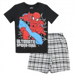 Marvel Comics Spider Man Ultimate Spider Man Boys Short Set