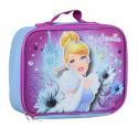 Disney Princess Cinderella Purple Insulated School Lunch Bag At Hoouston Kids Fashion Clothing