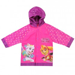 Nick Jr Paw Patrol Everest And Skye Girls Raincoat