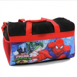 Marvel Comics Ultimate Spider Man vs Sinister 6 Duffle Bag Houston Kids Fashion Clothing Store