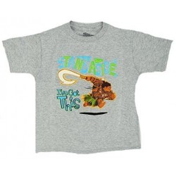 Disney Moana Stand A Side I've Got This Grey Boys Shirt