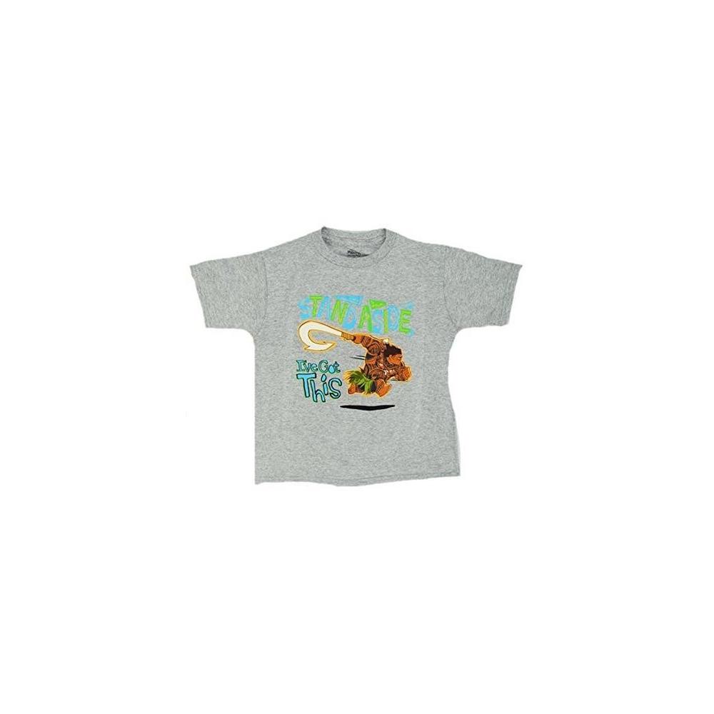 8149b303 Disney Moana Stand A Side I've Got This Grey Boys Shirt At Houston Kids.  Loading zoom