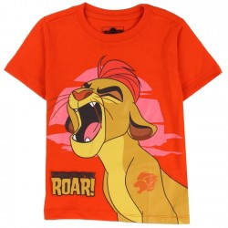 Disney Jr Lion Guard The Power Of The Roar Kion Orange Toddler Boys Shirt At Houston Kids Fashion Clothing Store