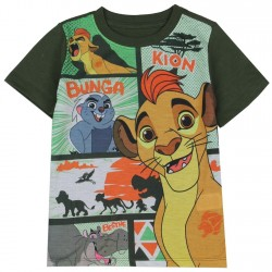 Disney Lion Guard Kion Bunga Besthe Toddler Boys Short Sleeve Shirt