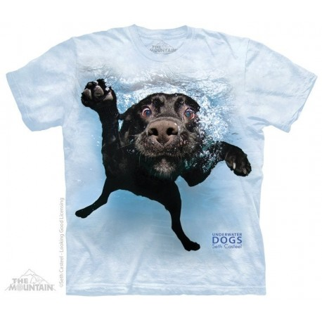 The Mountain Artwear Underwater Duchess By Seth Steel Short Sleeve Shirt At Houston Kids Fashion Clothing