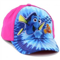 Finding Dory Baseball Cap With Dory And Nemo