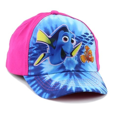 Disnet Pixar Finding Dory Baseball Cap With Dory And Nemo At Houston Kids Fashion Clothing Store