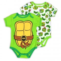 Nick Jr Teenage Mutant Ninja Turtles 2 Piece Onesie Set At Houston Kids Fashion Clothing Store