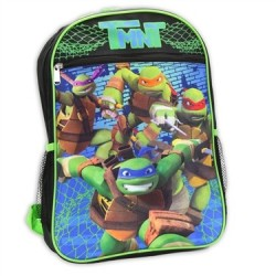 Nick Jr Teenage Mutant Ninja Turtles Backpack From Nick Jr