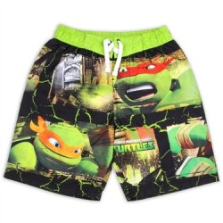 Nick Jr Teenage Mutant Ninja Turtles Boys Swim Shorts