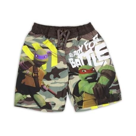 Nick Jr Teenage Mutant Ninja Turtles Ready For Battle Swim Shorts At Houston Kids Fashion Clothing
