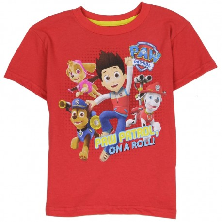 Nick Jr Paw Patrol On A Roll Toddler Boys Shirt Houston Kids Fashion Clothing Store