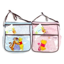 Disney Winnie The Pooh Blue Ice or Pink Mini Diaper Bag Houston Kids Fashion Clothing Store