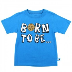 Sesame Street Born To Be Cookie Monster Toddler Boys Shirt At Houston Kids Fashion Clothing Store