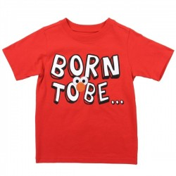 Sesame Street Elmo Born To Be Cute Toddler Boys Shirt Houston Kids Fashion Clothing Store